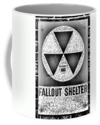 Fallout Shelter Wall 10 Coffee Mug