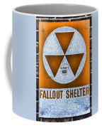 Fallout Shelter Wall 8 Coffee Mug