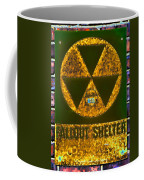 Fallout Shelter Wall 9 Coffee Mug