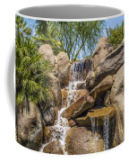 Falls At Jackalope Ranch Coffee Mug