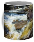 Falls Of Dochart Scotland Coffee Mug