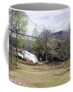 Falls Park On The Reedy Greenville Coffee Mug