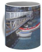 False Creek Ferry Landing Coffee Mug by Brenda Salamone