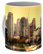 False Creek Triptych Centre Panel Coffee Mug