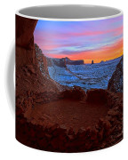 False Kiva Sunset Coffee Mug