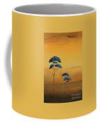 Famboyanes Azules Coffee Mug