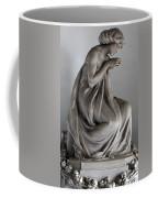 Famiglia Meretti Grave Marker Monumental Cemetery Milan Italy Coffee Mug