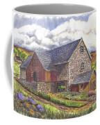 A Scottish Farm  Coffee Mug