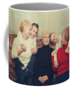 Family Coffee Mug by Laurie Search