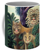 Family Portrait Coffee Mug