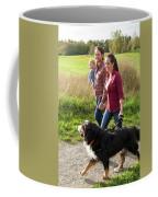 Family Portraits Coffee Mug