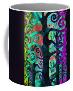Family Struggle 3 Coffee Mug by Angelina Vick