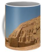 Famous Egyptian Landmarks Coffee Mug
