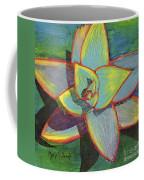 Fanciful Agave Coffee Mug