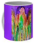 Fanciful Colors  Abstract Mosaic Coffee Mug