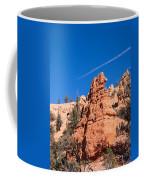 Fanciful Rock Shapes Coffee Mug