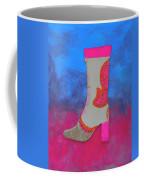 Fancy Boot Coffee Mug