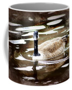 Fancy Goose Coffee Mug