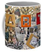 Fancy Mosaic Coffee Mug