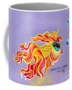 Fancytail Goldfish Coffee Mug