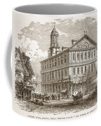 Faneuil Hall, Boston, Which Webster Coffee Mug