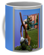 Fantasia Mickey And Broom Floral Walt Disney World Hollywood Studios Coffee Mug