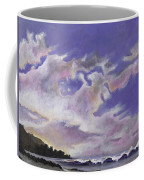 Fantastic Sunset North Shore Oahu Hawaii Coffee Mug