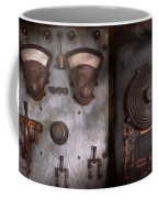 Fantasy - A Tribute To Steampunk Coffee Mug