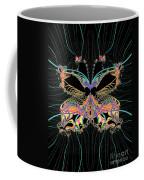 Fantasy Butterfly Coffee Mug