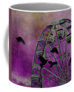 Fantasy Ferris-wheel Coffee Mug
