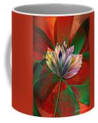 Fantasy Flower Coffee Mug