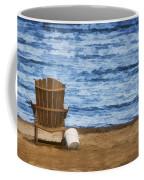 Fantasy Getaway Coffee Mug by Joan Carroll