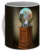 Fantasy Globe 2 Coffee Mug