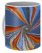 Fantasy In Blue Coffee Mug