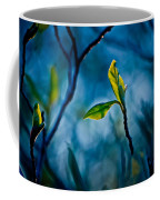 Fantasy In Blue Coffee Mug