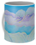Fantasy Snowscape Coffee Mug