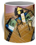 Fantomas Coffee Mug