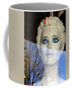Far Away Eyes Coffee Mug