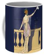Farewell At Night Coffee Mug