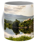 Farm By The Connecticut Coffee Mug