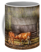 Farm - Cow - A Couple Of Cows Coffee Mug