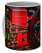 Farm Equipment - International Harvester Feed And Cob Mill Coffee Mug
