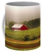 Farm - Farmer - Tilling The Fields Coffee Mug