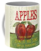 Farm Fresh Fruit 3 Coffee Mug by Debbie DeWitt