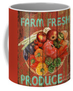 Farm Fresh Produce Coffee Mug