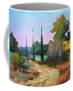 Farm In Provence Coffee Mug