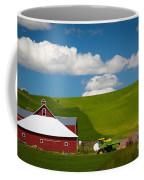 Farm Machinery Coffee Mug by Inge Johnsson