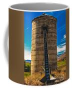 Farm Silo Coffee Mug