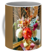 Farm Table Bouquet Coffee Mug
