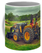 Farm Tractor Coffee Mug